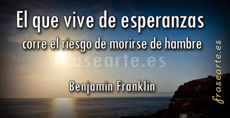 Frases famosas Benjamin Franklin