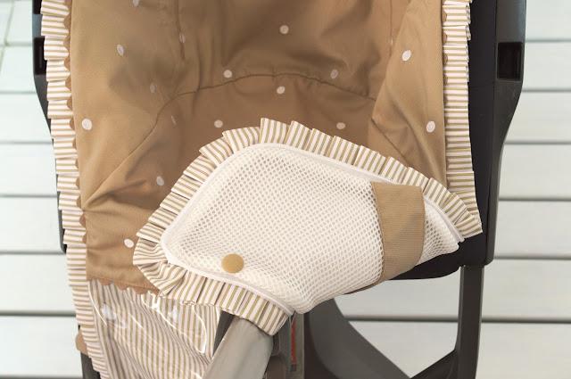 colchoneta silla Stokke Xplory transpirable