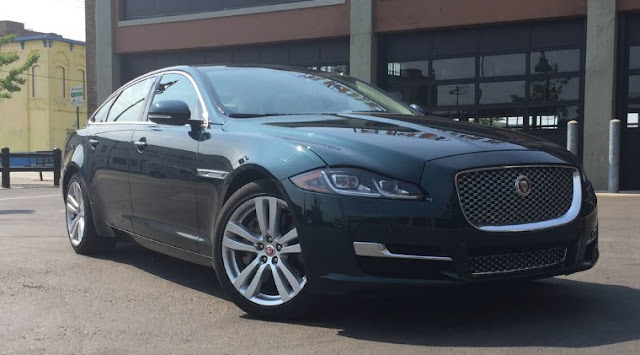 2016 Jaguar XJL LATEST REVIEWS
