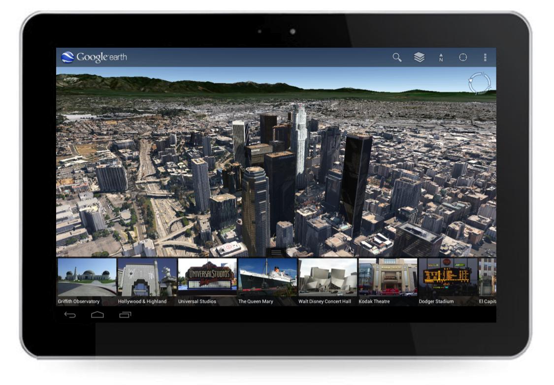 Google Lat Long: Take flight through new 3D cities on Google