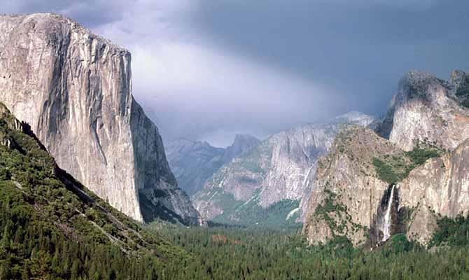 Yosemite National Park Travel