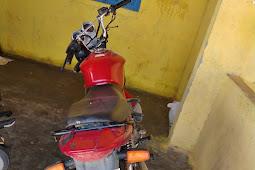 Policiais militares prendem mulher por receptação de motocicleta roubada em Porto da Folha