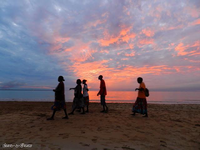 aborigeni darwin spiaggia