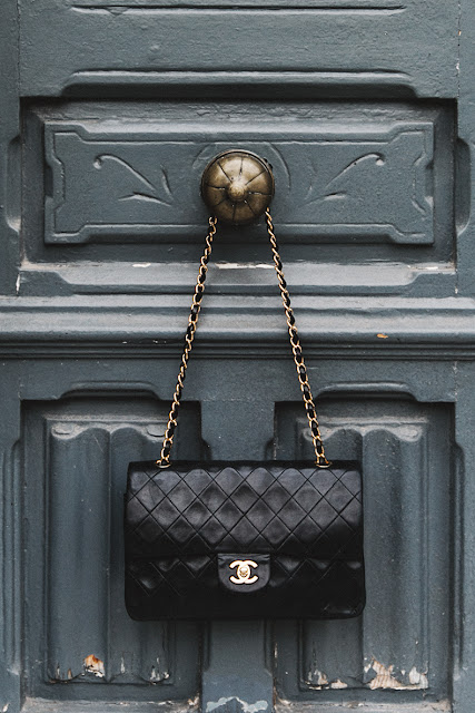 Bag: Chanel by Collage Vintage - Cool Chic Style Fashion