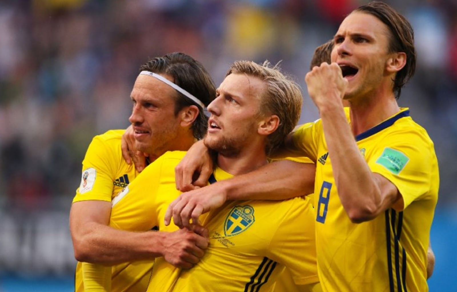 WORLD CUP, SWEDEN 2