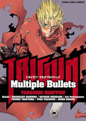 TRIGUN-Multiple Bullets raw zip dl