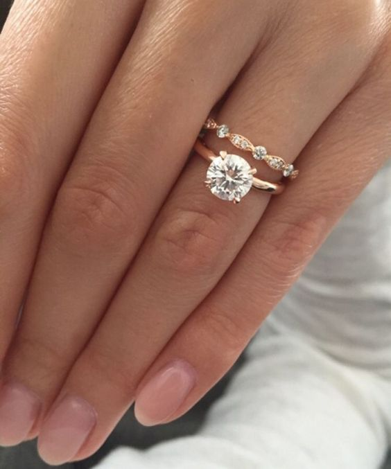 Most-Pinned Engagement Ring