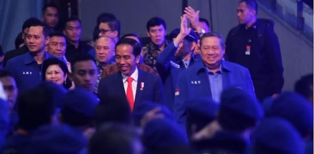 Pimpinan Demokrat Akan Antar Jokowi-Ma'ruf Daftar Ke KPU