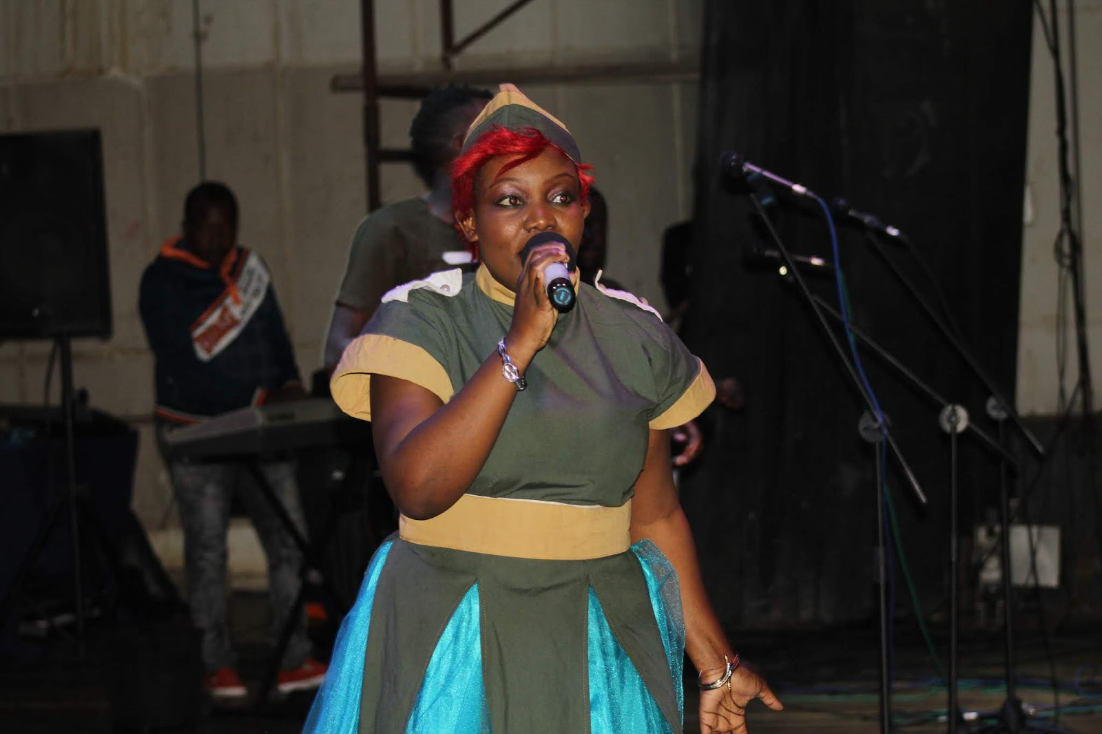 Bethany Pasinawako Ngolomi Wows Crowds at Deliverance All-Night