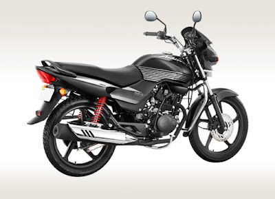 Hero Achiever 150 right side rear look image