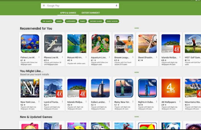 Ch Play - Tải Ch Play APk về điện thoại Android miễn phí 4