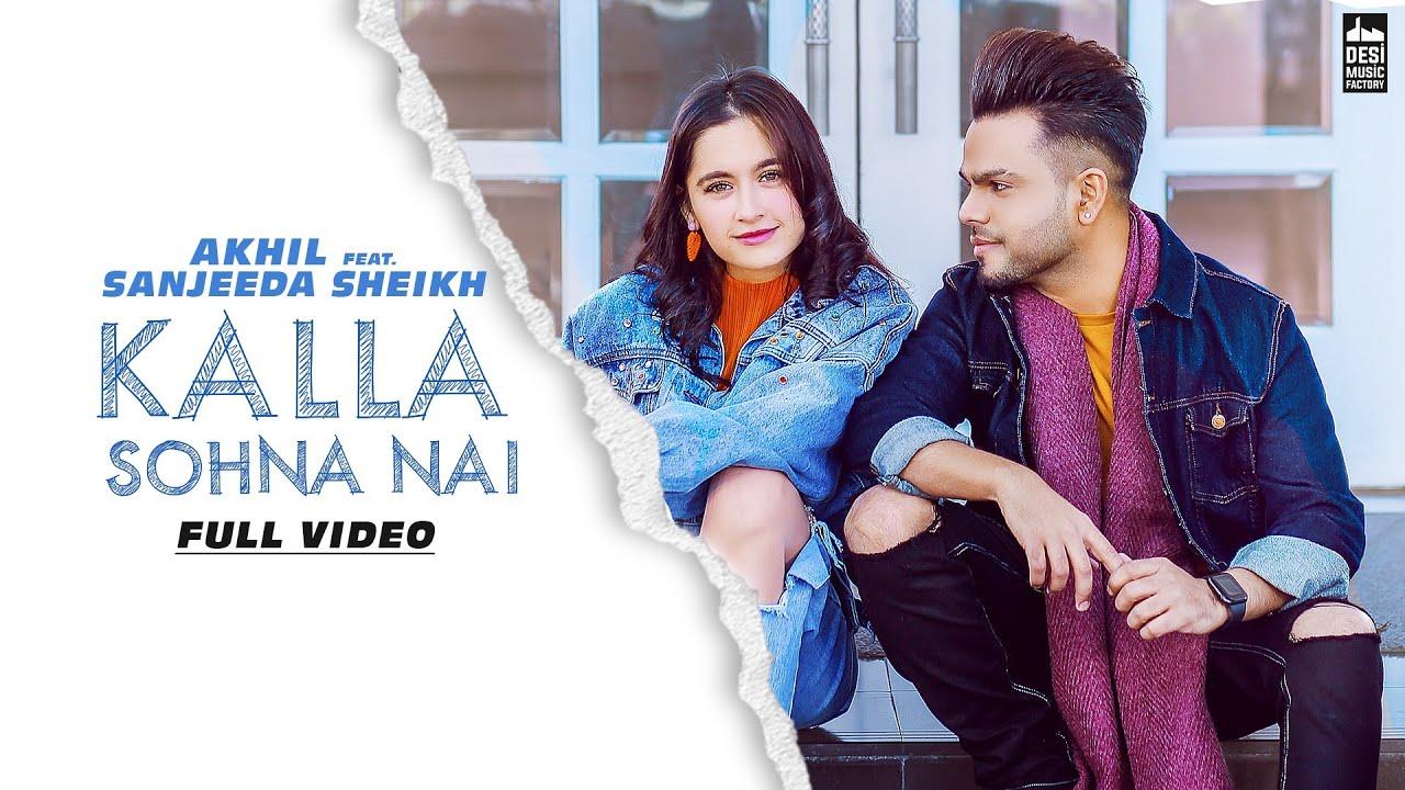 Kalla Sohna Nai Song Lyrics in Hindi