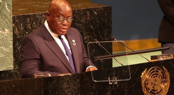 A woman will one day be president of Ghana – Akufo Addo