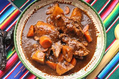 pepian de pollo recette