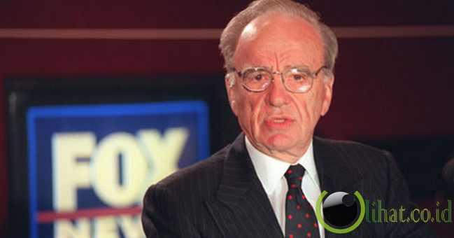 Rupert Murdoch (ketua grup media News Corp.)