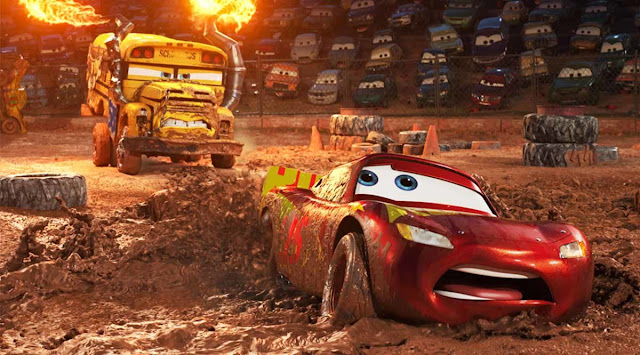 Miss Fritter on cars 3