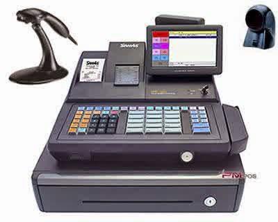 Mesin Kantor Elektronik Cash Register