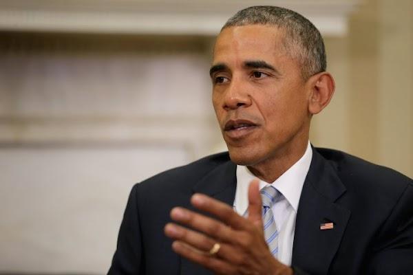 Barack Obama manda un mensaje de condolencias a México en español