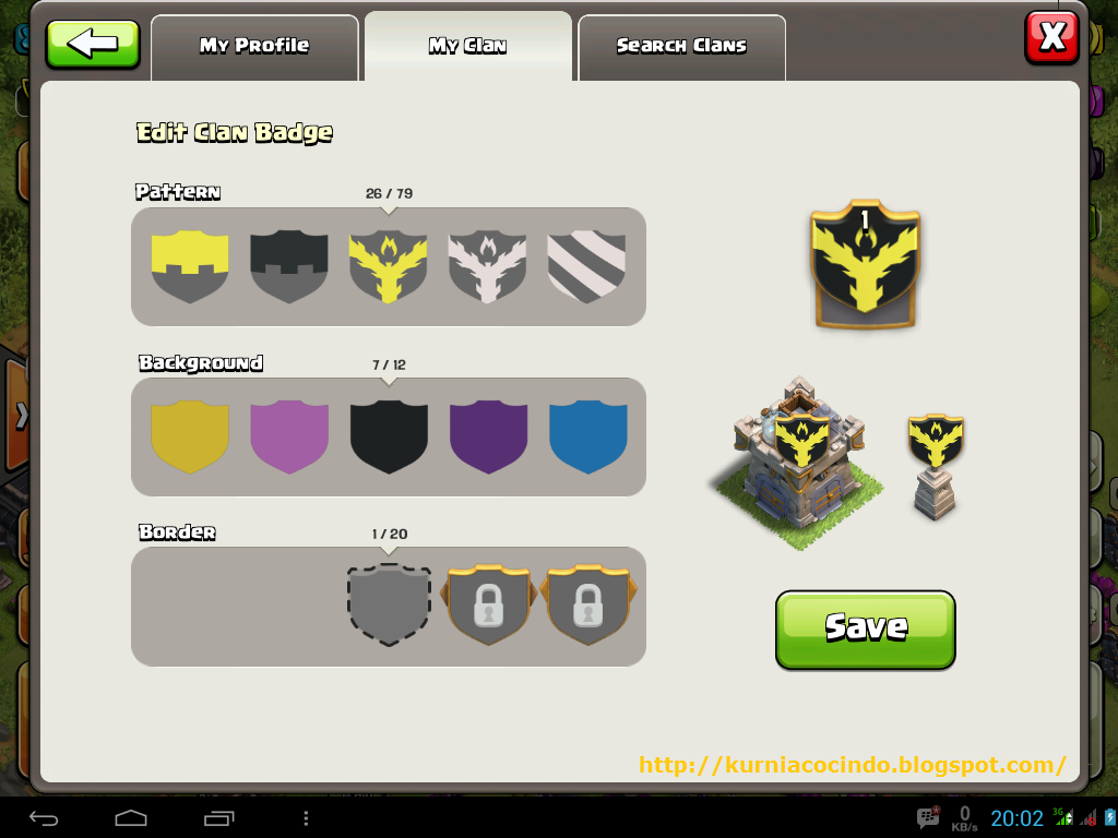 UPDATE CLASH OF CLANS 24 February 2015 KurniaCoCIndo