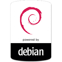 Debian merupakan Distribusi Linux terbesar di dunia. Debian dikembangkan oleh Ian Murdock.