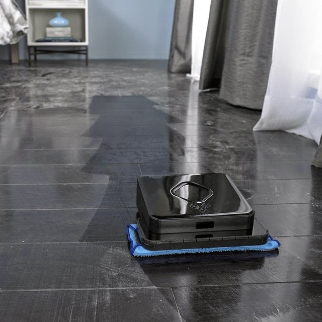 Must Have Housekeeping Gadgets - Braava Floor Mopping Robot
