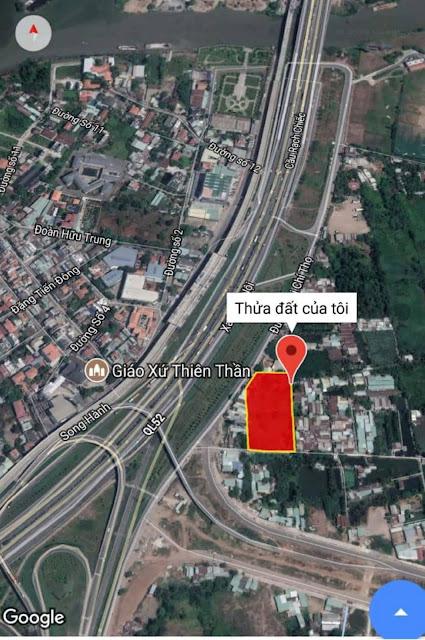 Bán Đất 2 Mặt tiền Mai Chí Thọ - Xa Lộ Hà Nội, An Phú, Quận 2