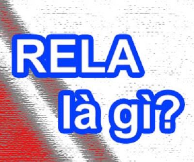 Rela là gì? Ý nghĩa của Rela trên Facebook