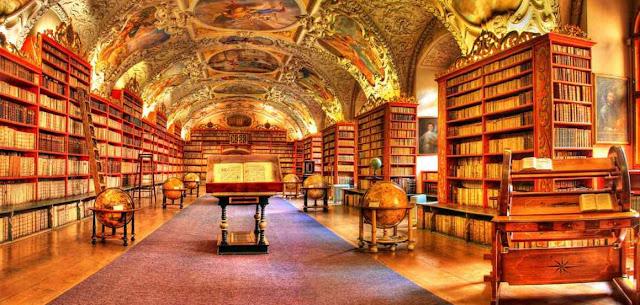 Biblioteca y articulos de inversion