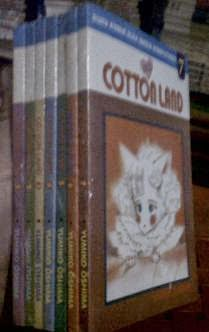 Komik Cotton Land Bekas