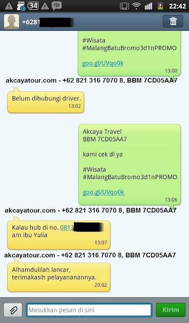 akcayatour, travel malang sidoarjo, travel sidoarjo malang