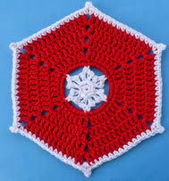 http://www.ravelry.com/patterns/library/snowflake-dishcloth-6