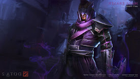 Anti Mage DOTA 2 Wallpaper, Fondo, Loading Screen