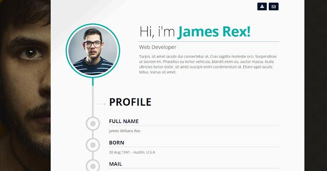 Vertica – WP Resume / CV & Portfolio