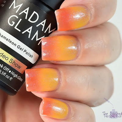 madam glam rodeo show swatch
