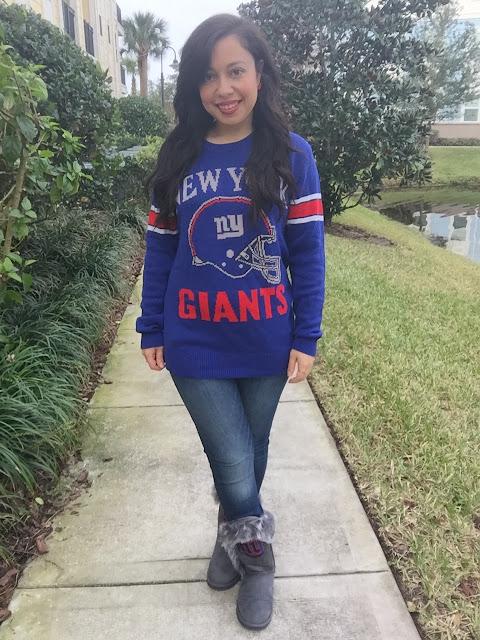nfl team sweater