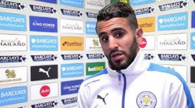 L'agent de Mahrez :«les chances qu'il reste ou qu'il parte sont de 50-50.»