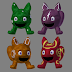 New Monster Textures