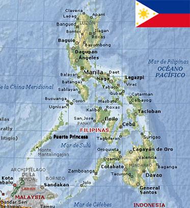 Filipinas, Geografia, História E Sociedade Das Filipinas