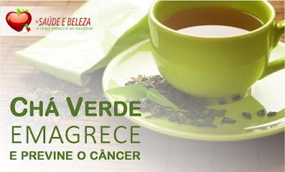 Benefícios do Chá Verde para Saúde