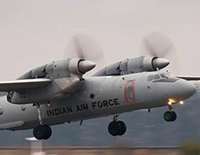 Indian Air Force Fly's 1st Military Aircraft with Bio Jet Fuel