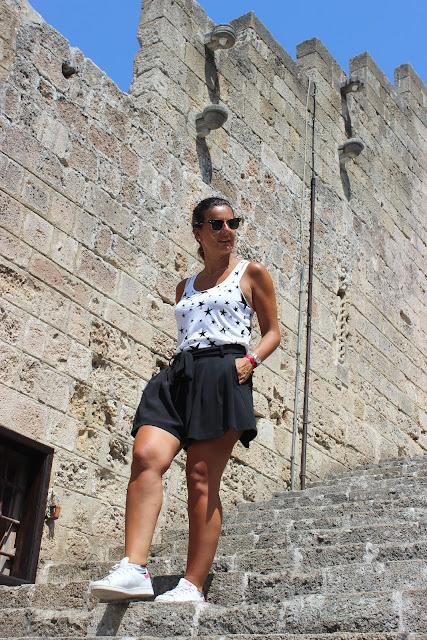 ballades à rhodes les petites bulles de ma vie Grèce