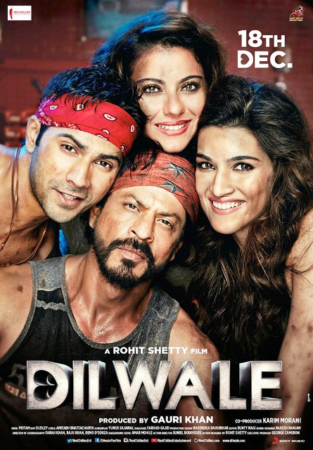 Dilwale (2015) - All Movie Songs Lyrics | Amar Mohile, Pritam Chakraborty