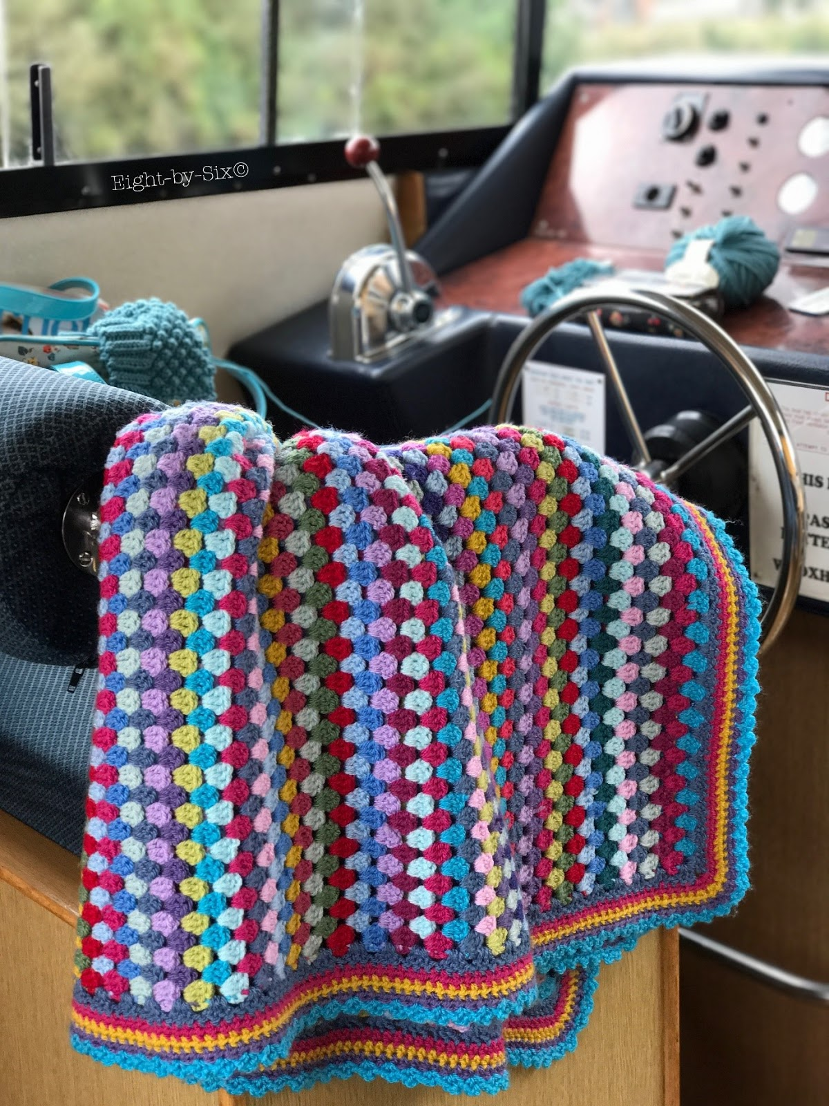 Granny Stripe Blanket Pattern New Design Inspiration