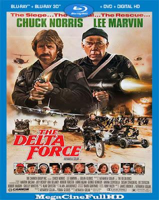 Delta Force (1986) Full 1080P Latino
