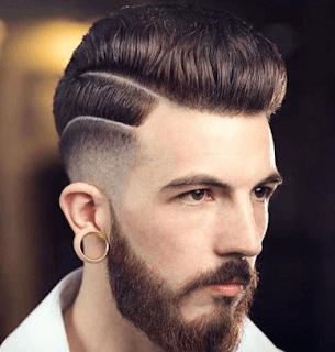 Gaya Potongan Rambut Pria Pompadour Terbaru 2017