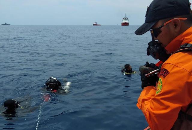 Pencarian Korban Pesawat Lion Air JT 610 Selama Tujuh Hari