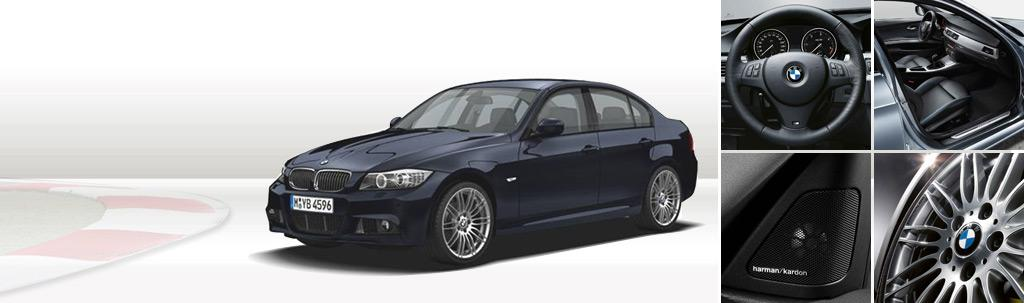 2011 BMW 3-Series Carbon Sport Edition