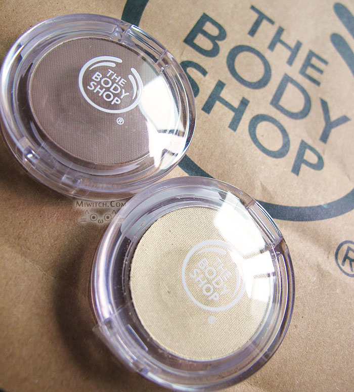 The Body Shop Color Crush Eyeshadow