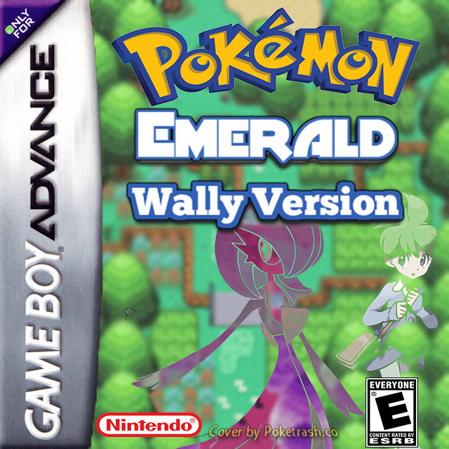 Pokemon Emerald - Wally Version