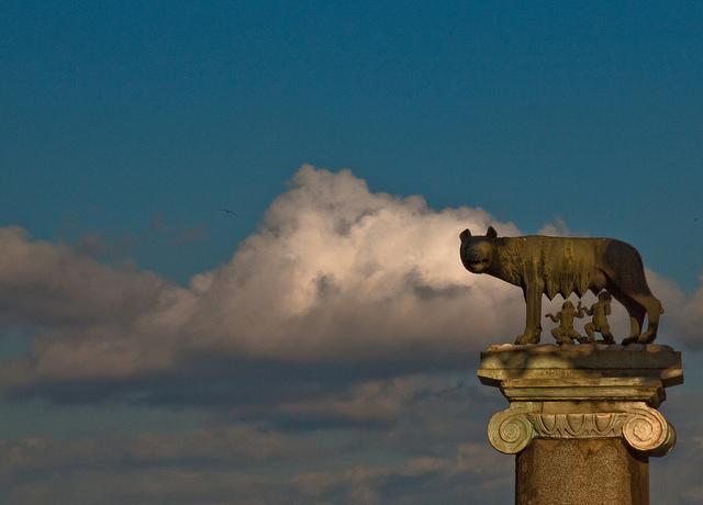 La Nascita di Roma Visita guidata per bambini